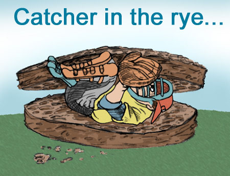 catcher in the rye stradlater essay